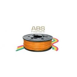 Orange  - Bobine de filament ABS, pour Da Vinci 1.0 Pro, 600g