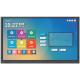 "Ecran interactif multi-fonctions 4K 65"" avec Windows 10"