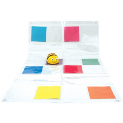 BeeBot / Bluebot Tapis Transparent