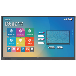 """Ecran numérique interactif ENI NEWLINE multi-fonctions 4K 86"""""""