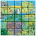 Beebot / Bluebot Tapis Dinosaures