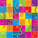 BeeBot / Bluebot Tapis Jeu Snakes and Ladders