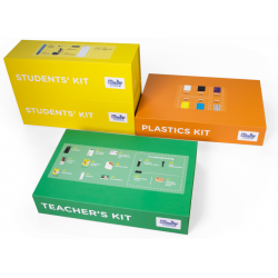Pack Learning Create 6 stylos