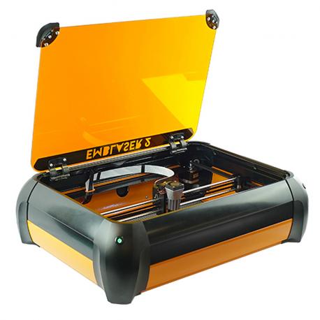 Découpeuse laser EMBLASER 2 + système de filtration