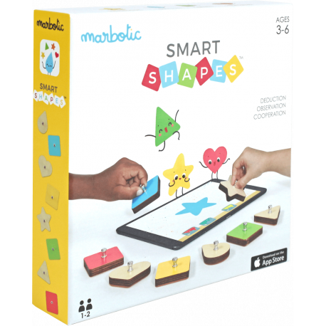 Smart Shapes Marbotic
