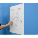 Magic Whiteboard Blanc - A1 - 25 feuilles