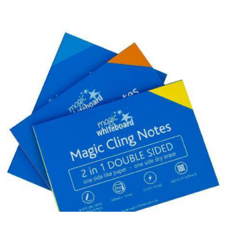 3 Packs de Post-It Magiques