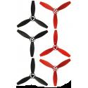 PARROT BEBOP DRONE 2 - LOT DE 4 HELICES