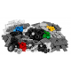 Ensemble de roues LEGO® Education