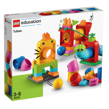 Les tunnels LEGO® Education