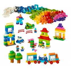 Mon monde en grand LEGO® Education