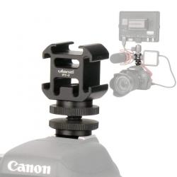 Adaptateur pour 3 accessoires Vlog