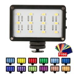 Lampe vidéo LED CardLite