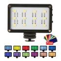 Lampe LED multicolore CardLite
