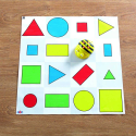 BeeBot / Bluebot Tapis Formes, Couleurs et Tailles