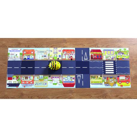 "Bee-Bot Tapis ""Centre Ville"""