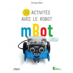 36 activités avec le robot mBot (Français) Broché