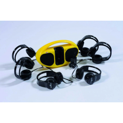 Easi Speak Station audio (6 casques)