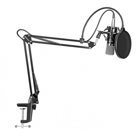 Kit professionnel 4 en 1 pour microphone à condensateur