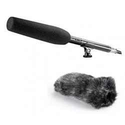 Microphone à condensateur mono-directionnel 14 pouces Mono PRO