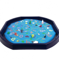 Tapis Alphabet Active World