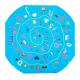 Tapis Alphabet Active World