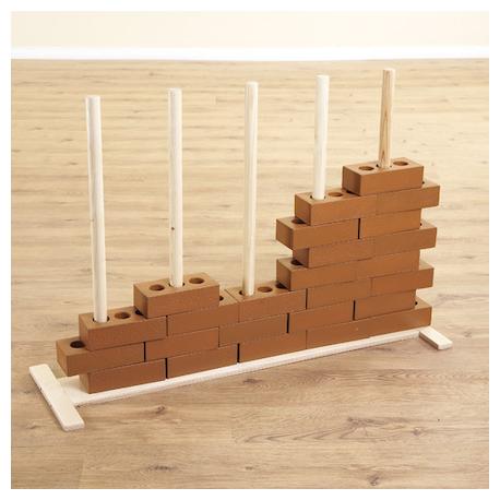 Support pour briques