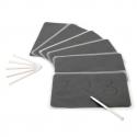 Tableaux d'écriture magnétiques en gel
