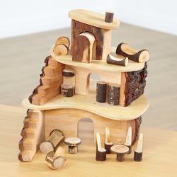 Maison des bois Univers miniature