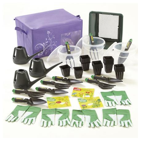 Kit d'activité pour les jardiniers de demain