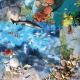 Tapis photographique Active World En eau profonde