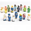 Lot de figurines Métiers