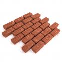 Mini briques réelles TTS