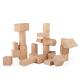 Blocs magnétiques en bois