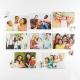 Puzzles photographiques Familles modernes