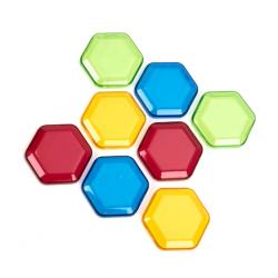 Filtres colorés Easi-Torch 8pièces