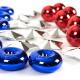 Pack de perles métalliques