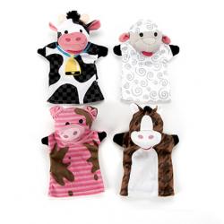 Marionnettes La ferme