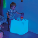 Cube lumineux sensoriel
