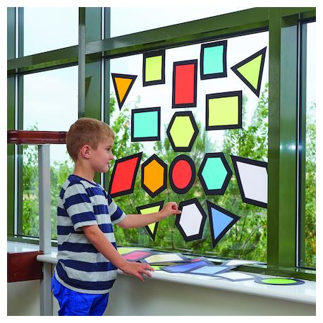 Kit de formes pour vitrail