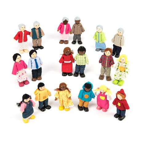 Familles multiculturelles