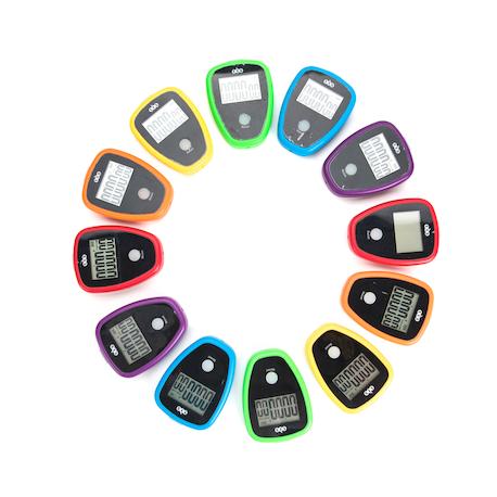 Chronomètres rechargeables