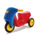 Scooter à roues en caoutchouc