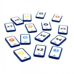Pack Complémentaire de Cartes Séquentielles Blue-Bot®