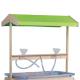 Station pour jeux de sable et d'eau hauteur 89 cm