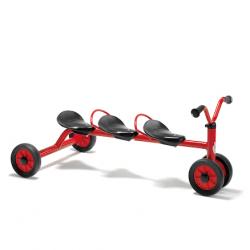 Tricycle pour trois