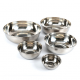 Collection de bols gigognes en métal