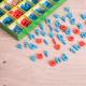 Kit de lettres aimantées pour la classe