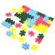 Puzzle en acrylique pour panneau lumineux