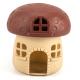 Maison champignon des fées de l'univers miniature